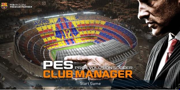 تحميل لعبة كرة القدم بيس كليب مانجر PES CLUB MANAGER v1 7 4 اخر