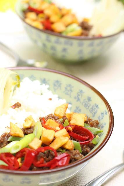 cuisine macanaise recette minchi