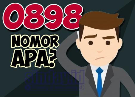 0898 Nomor Apa Operator Kartu Apa