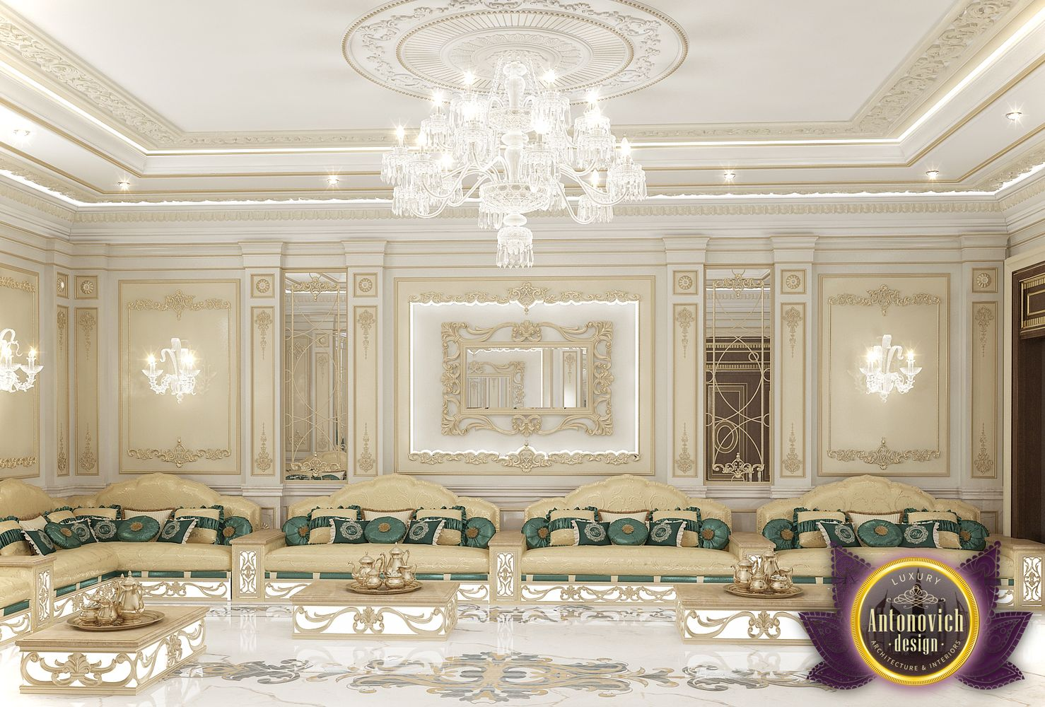 nigeiradesign: Arabic Majlis Interior Design from Luxury ...