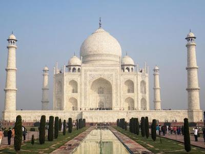Taj Majal (Agra, India)