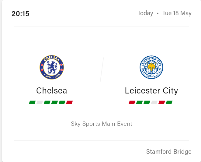 Chelsea vs Leicester City Preview and Prediction 2021