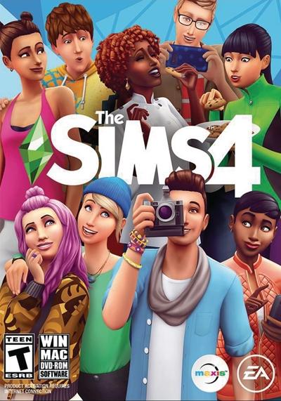 โหลดเกมส์ The Sims 4: Deluxe Edition