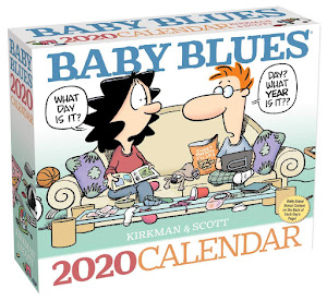 Baby Blues 2020 Day-to-Day Calendar