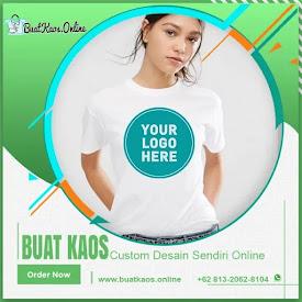 Buat Kaos Distro Online Yang Cepat Disini <price>Rp60.000</price> <code>Pre Order</code>