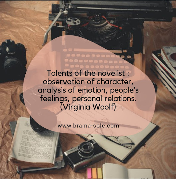 Quote From Virginia Woolf Talents For Novelist