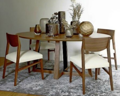 Design Bank Natuzzi.Good Design Natuzzi Harlem Table And Brera Chairs Martine