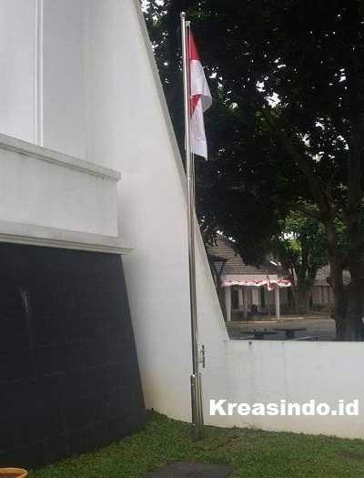 Mau Buat Tiang Bendera Stainless Halaman? Ini Dia Jasa Tiang Bendera Stainless Jakarta Terbaik