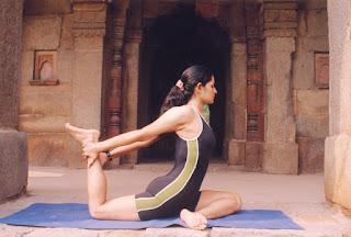 Le yoga permet de soulager l'anxiété