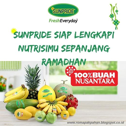 sunpride siap lengkapi nutrisimu sepanjang ramadhan
