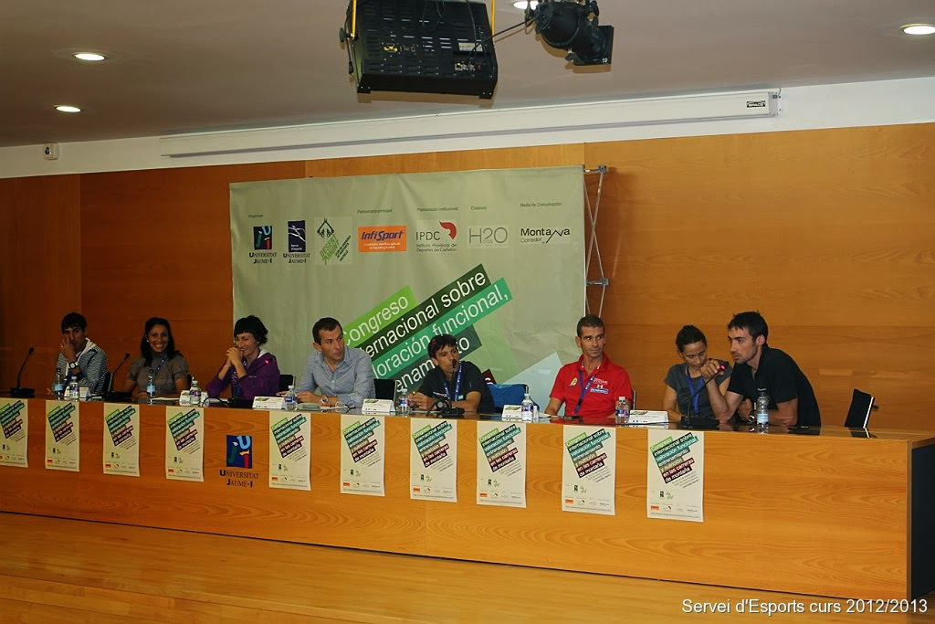 Imagen del I Congreso Internacional de Carreras por Montaña. /DEPORTES UNIVERSIDAD JAIME I