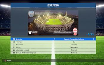 Pack de Estadios Sudamericanos | PES2017 PC