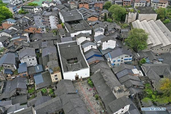 เมืองโบราณตงซี (Dongxi Ancient Town)