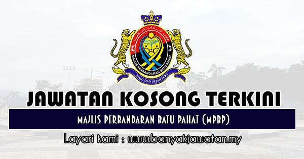 Jawatan Kosong 2019 di Majlis Perbandaran Batu Pahat (MPBP)