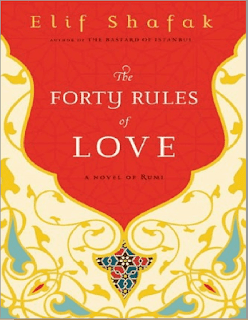 The Forty Rules of Love : Elif Shafak Download Free Fiction Book