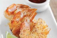 Γαρίδες κανταΐφι