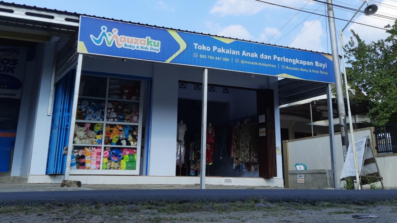 Toko Perlengkapan Bayi Baby Shop Dolopo Mauzaku Baby Shop