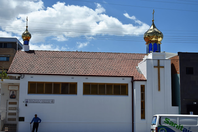St Savvas of Kalymnos Orthodox Church