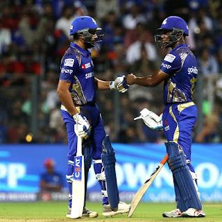 Rohit Sharma 94 - MI vs RCB 14th Match IPL 2018 Highlights