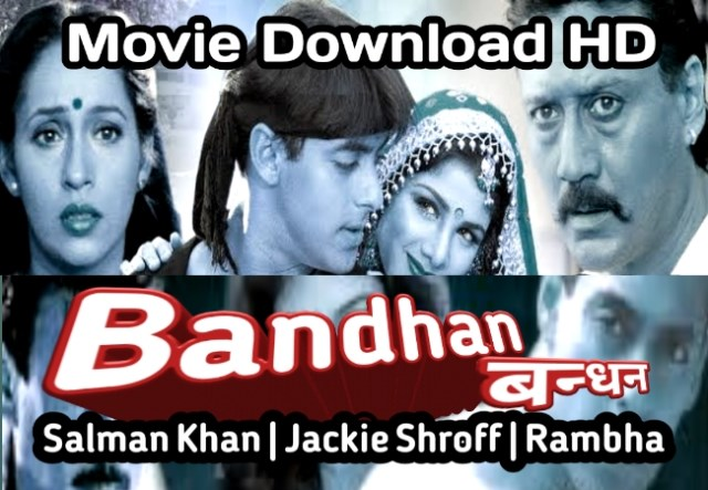 Bandhan | Hindi Full Movie | Salman Khan Movies | Jackie Shroff | Latest Bollywood Movies