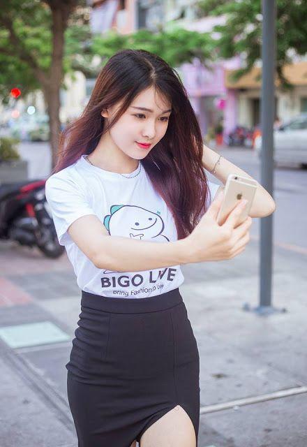Hình Nền Girl Xinh 4K Bigo Live