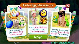 Easter Eggs, FV2CE, quest start