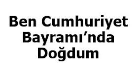 3. Sınıf Türkçe Cumhuriyet Bayramı'nda Doğdum Metni Sunu