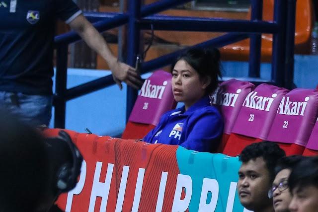 "Philippines ""sốc"" vì Kalei Mau bị loại khỏi SEA Games 30"