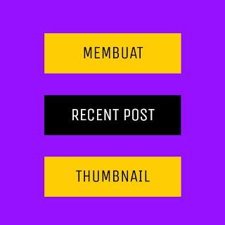 Recent Post