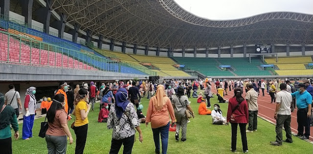 Rapid Test Massal Di Bekasi Ngaco, Harus Segera Ditegur Keras!