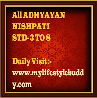 All Learning Outcomes for Standard-3 to 8,Primary School 3 to 8 Adhyayan Nishaptio