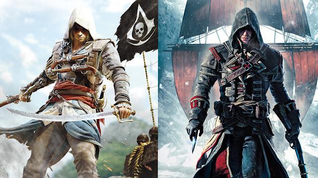 Assassin?s Creed: The Rebel Collection (Switch) recebe trailer de lançamento