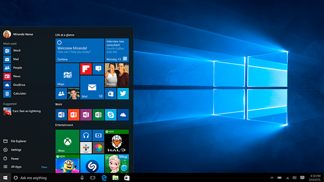 Windows 10 Pro 32/64-bit ISO Free Download