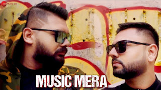 Music Mera Lyrics Aayush T