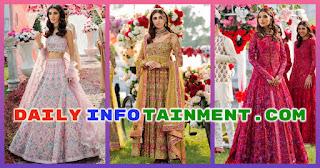 Nomi Ansari Bridal Collection 2020