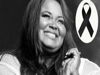 Urgente: Morre Fabiana Anastácio de Covid-19 e tristeza abate o mundo gospel