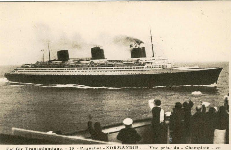 The Incredible Ss  U0026quot Normandie U0026quot  Of 1935