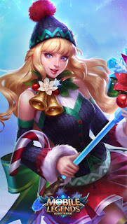 Odette Christmas Cheer Wallpapers