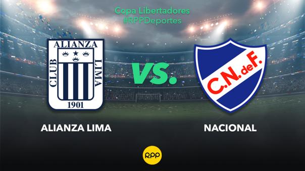 Copa libertadores: Alianza Lima VS Nacional detalles del encuentro 05 de Marzo