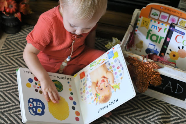interactive books for babies and toddlers