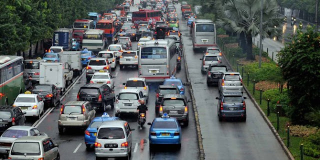 Kota Bekasi Tilang Pelanggar Lalu Lintas pakai CCTV
