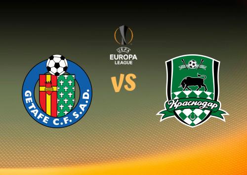 Getafe vs Krasnodar  Resumen