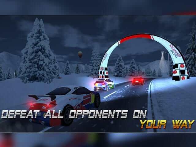 لعبة Driver HD Dirt Rally