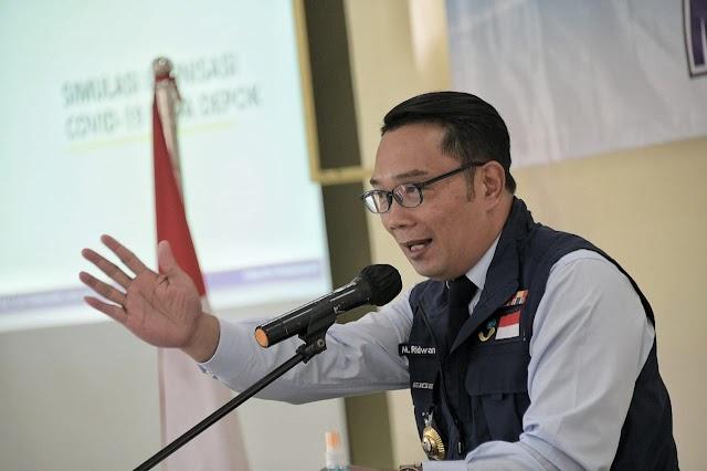 Gubernur Jabar Pastikan Dana PEN di bank bjb Tersalurkan Lebih Cepat Dari Target