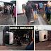 Lori Vico Terbalik, Penduduk Di Jalan Kuala Selangor  Viral Ambil Kesempatan