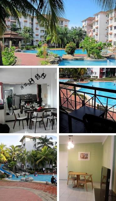 Perdana Condo Resort in Port Dickson