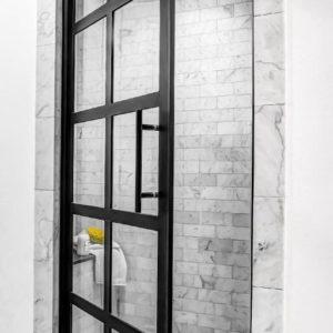 Loft style pendulum partitions
