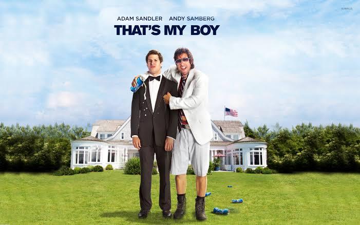 That's My Boy (2012) Bluray Subtitle Indonesia
