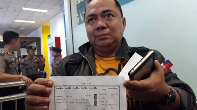 Batal Naik Pesawat Lion Air, Sony Setiawan Jadi Satu-satunya yang Selamat Dari Musibah