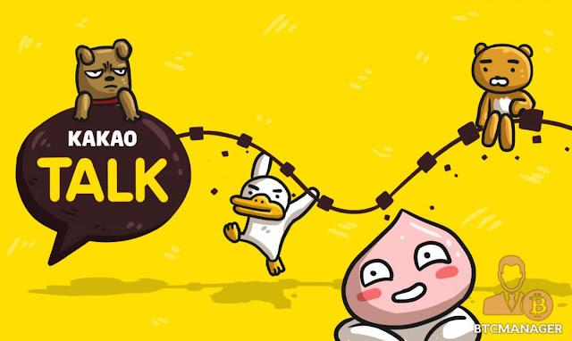 Ứng dụng Kakao tích hợp ví tiền điện tử cho người dùng